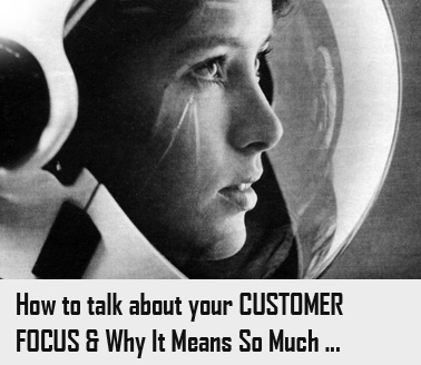 "Answering Behavior Based Questions About Your ""Customer Focus"""